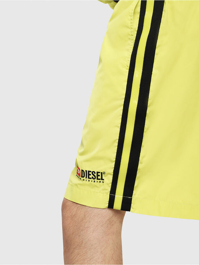 Diesel - P-BOXIE, Yellow Fluo - Shorts - Image 3