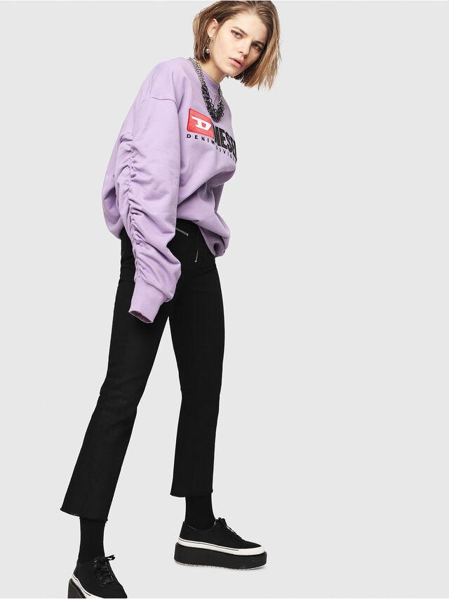 Diesel - F-ARAP, Lilac - Sweaters - Image 6