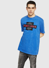 T-JUST-Y18, Blue