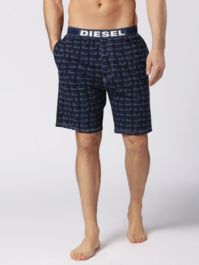 Diesel - UMLB-TOM, Blue - Pants - Image 1