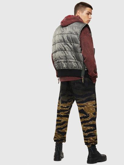 Diesel - W-KOSLOV-SL, Olive Green - Winter Jackets - Image 6
