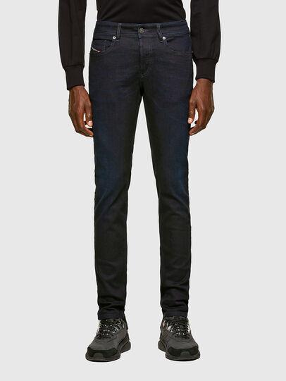 Diesel - Sleenker 0095X, Dark Blue - Jeans - Image 1