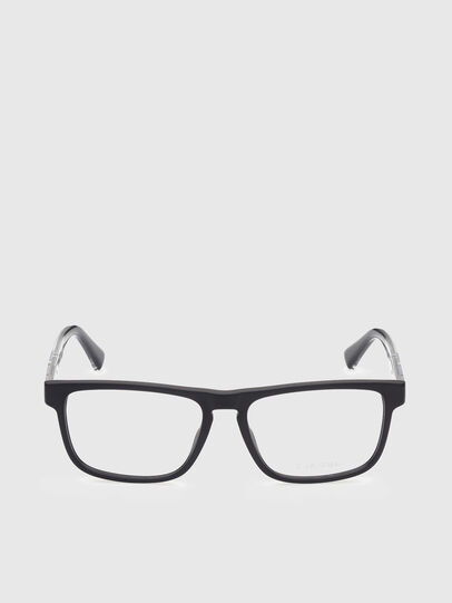 Diesel - DL5406, Black/White - Eyeglasses - Image 1