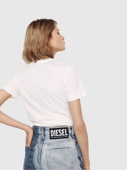 Diesel - T-SILY-C2,  - T-Shirts - Image 2