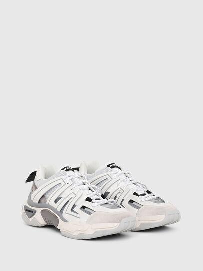 Diesel - S-KIPPER LOW TREK, White/Grey - Sneakers - Image 2