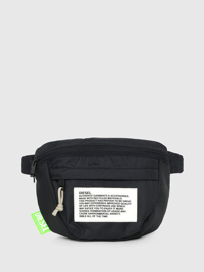 Diesel - LOKI, Black - Crossbody Bags - Image 1