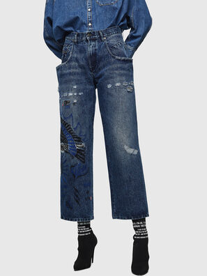 Widee 0092Z, Medium blue - Jeans
