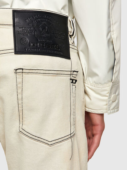 Diesel - D-Strukt 09A52, White - Jeans - Image 3