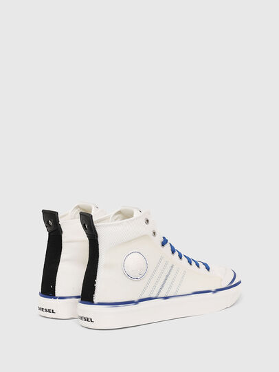 Diesel - S-ASTICO MC H, White/Blue - Sneakers - Image 3