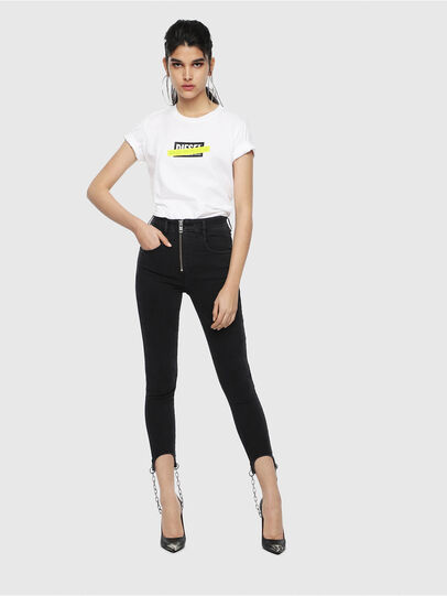 Diesel - T-SILY-WL,  - T-Shirts - Image 4