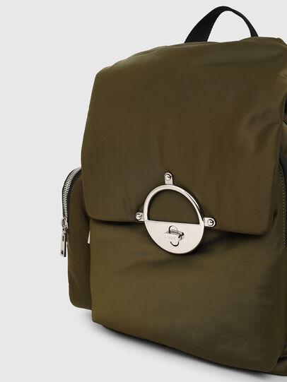 Diesel - ANERES R, Military Green - Backpacks - Image 5