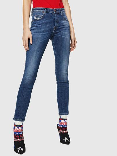Diesel - Babhila 069FZ, Medium blue - Jeans - Image 1