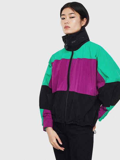 Diesel - G-WAYNE, Multicolor - Jackets - Image 1