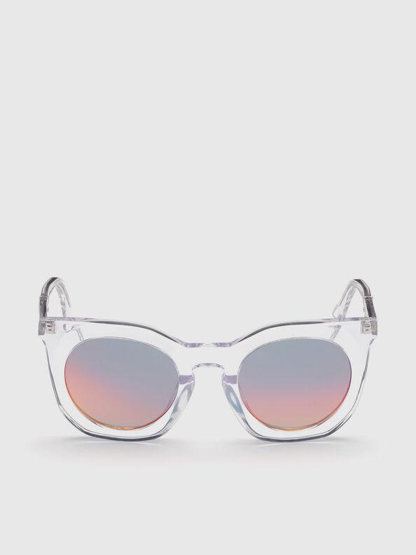 DL0283, White - Sunglasses
