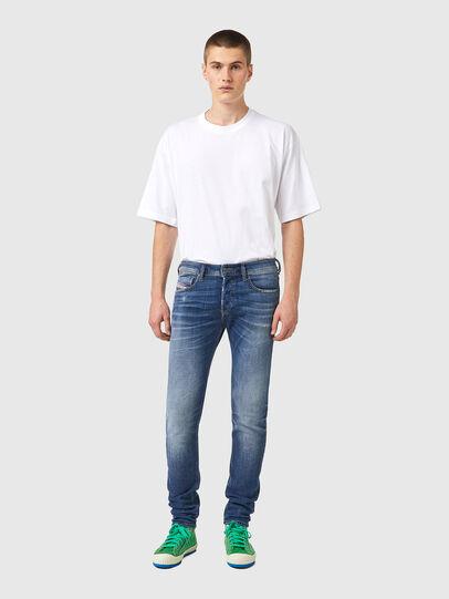 Diesel - Sleenker 09A86, Light Blue - Jeans - Image 5