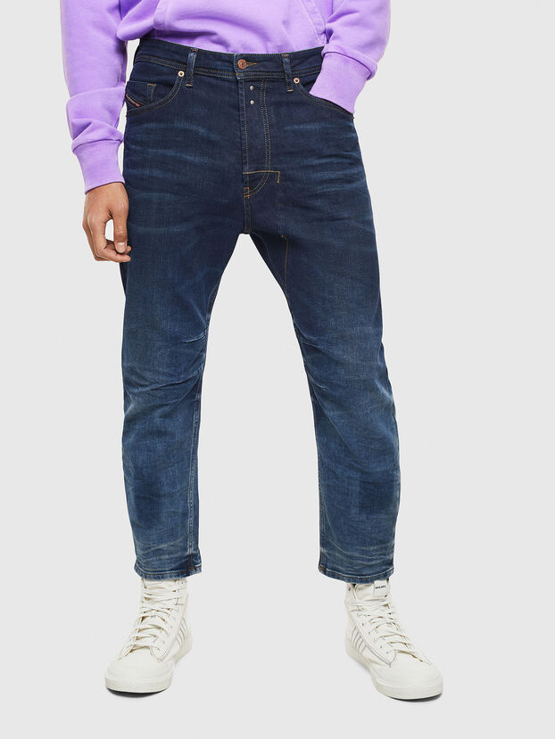 Narrot 0097U, Dark Blue - Jeans