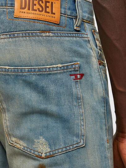 Diesel - D-Kras 009JY, Light Blue - Jeans - Image 4