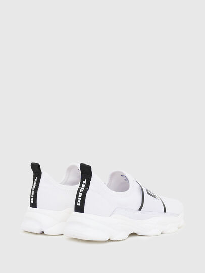Diesel - S-SERENDIPITY SO LOW, White - Footwear - Image 3