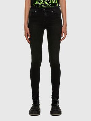 Slandy 069JW, Black/Dark grey - Jeans