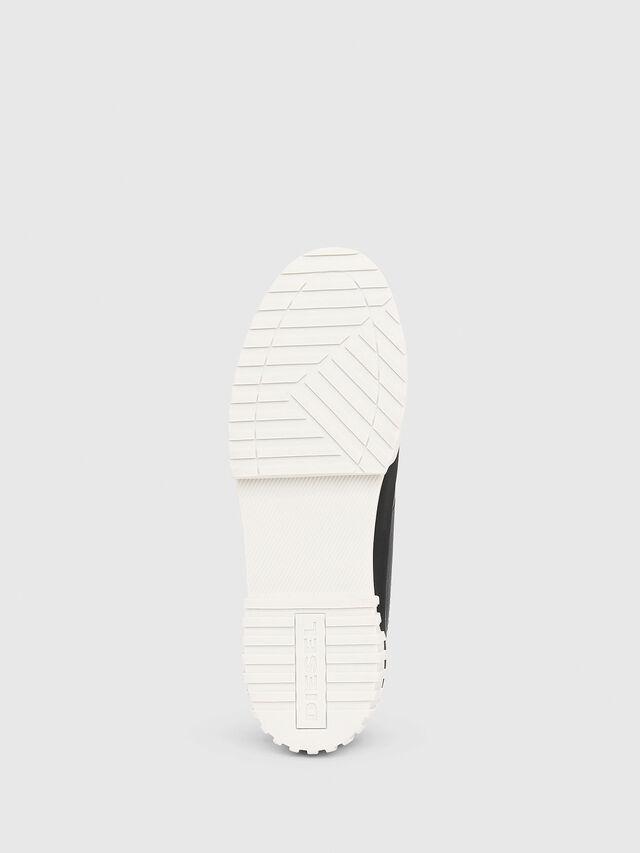 Diesel - S-MERLEY LC, Black - Sneakers - Image 4