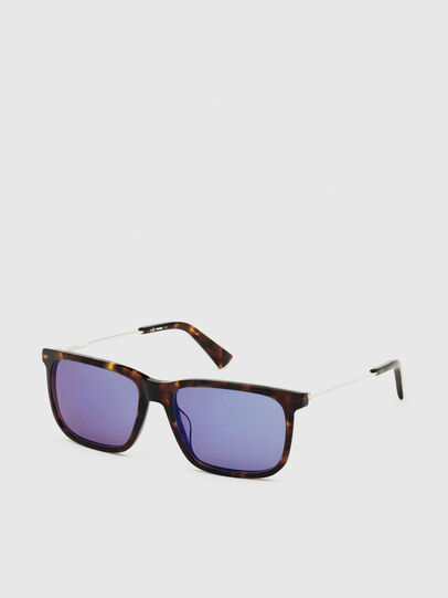 Diesel - DL0309, Brown - Sunglasses - Image 2