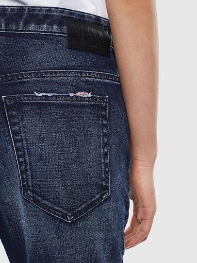 Diesel - Fayza 009BY, Dark Blue - Jeans - Image 5
