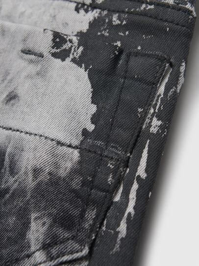 Diesel - THOMMER-J, Black/White - Jeans - Image 4
