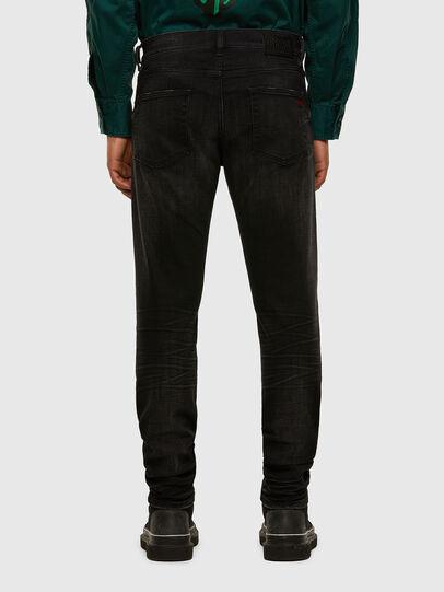 Diesel - D-Strukt 0098B, Black/Dark grey - Jeans - Image 2