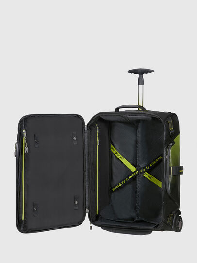 Diesel - KA2*69008 - PARADIVE, Black/Yellow - Duffles with wheels - Image 5