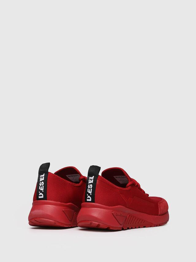 Diesel - S-KBY STRIPE, Red - Sneakers - Image 2
