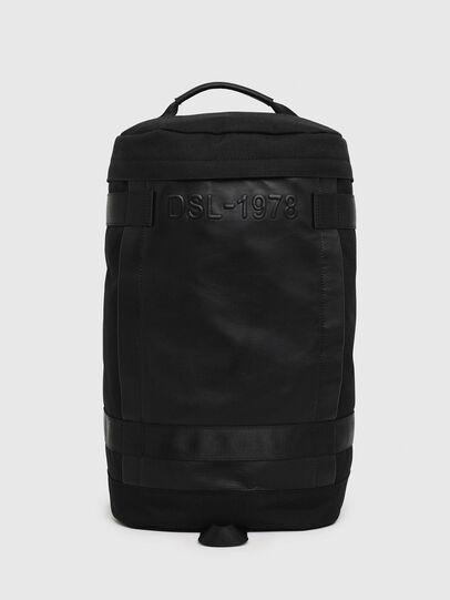 Diesel - PIEVE, Black - Backpacks - Image 1