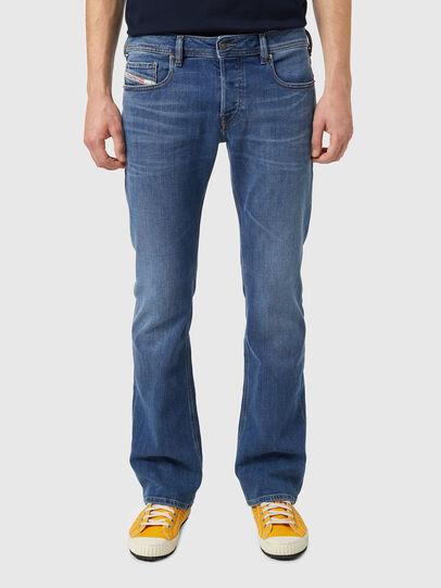 Diesel - Zatiny 09A80, Medium blue - Jeans - Image 1