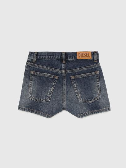 Diesel - PBOYSHORT, Dark Blue - Shorts - Image 2