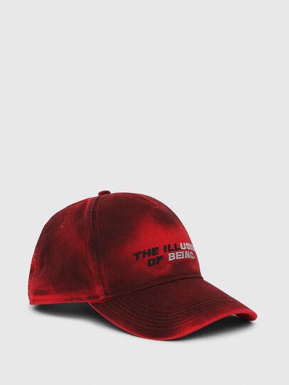Diesel - C-NUEL, Red - Caps - Image 1