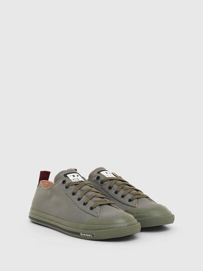 Diesel - S-ASTICO LOW CUT, Dark grey - Sneakers - Image 2