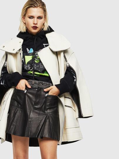 Diesel - L-FUJO, Black - Skirts - Image 3
