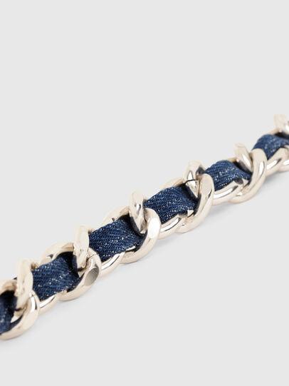 Diesel - B-CHAIN, Oro/Blue - Belts - Image 4