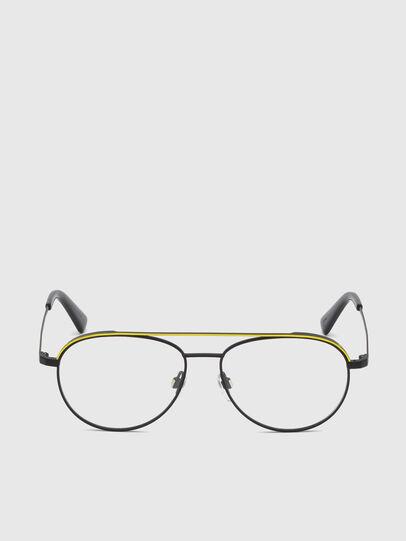 Diesel - DL5305, Yellow - Eyeglasses - Image 1