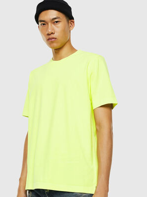 T-JUST-SLITS-FLUO, Yellow Fluo - T-Shirts