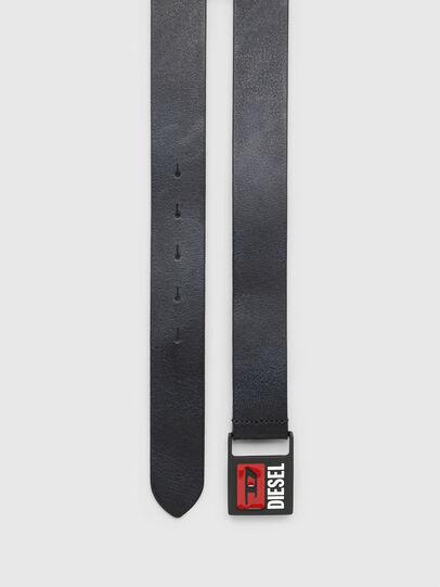Diesel - B-ANTYO, Dark Blue - Belts - Image 3