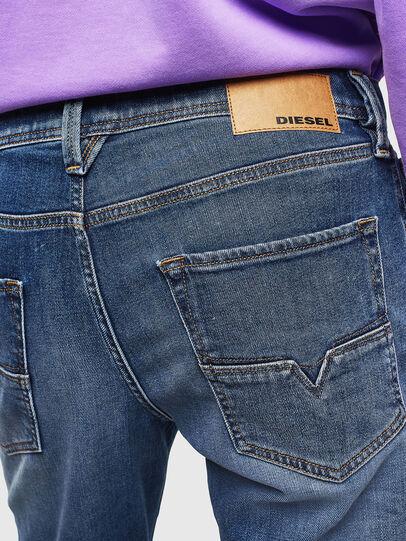 Diesel - Larkee-Beex 0096E, Medium blue - Jeans - Image 5