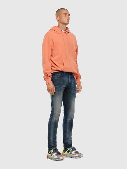 Diesel - Thommer 009FL, Medium blue - Jeans - Image 6