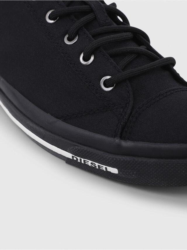 Diesel - EXPOSURE LOW I, Black - Sneakers - Image 5