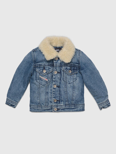 Diesel - JESKIB, Medium blue - Jackets - Image 1