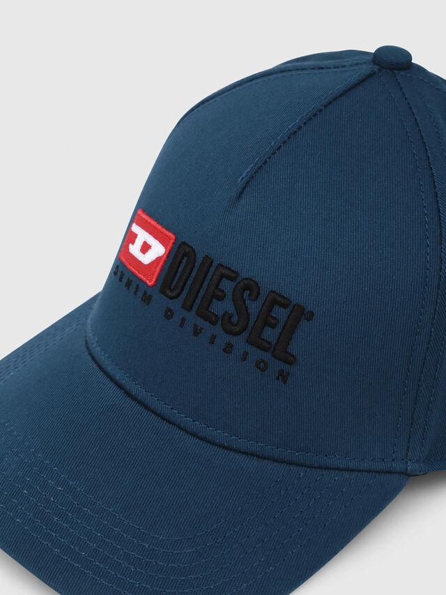 Diesel - CAKERYM-MAX, Dark Green - Caps - Image 3