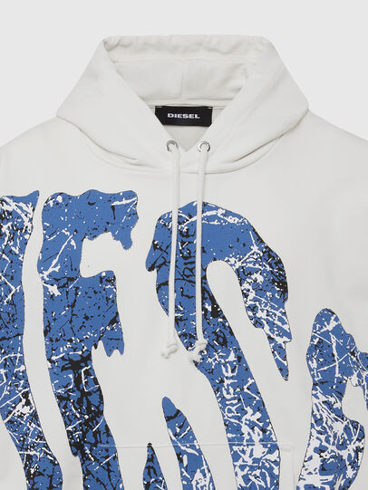 Diesel - S-ALBY-X3, White - Sweaters - Image 3