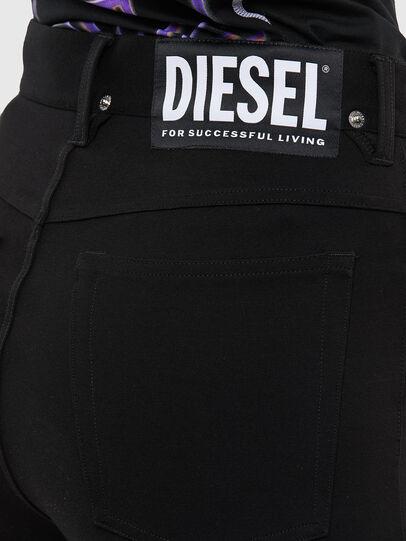 Diesel - P-CUPERY, Black - Pants - Image 5