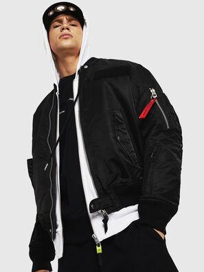 J-TANKER, Black - Jackets
