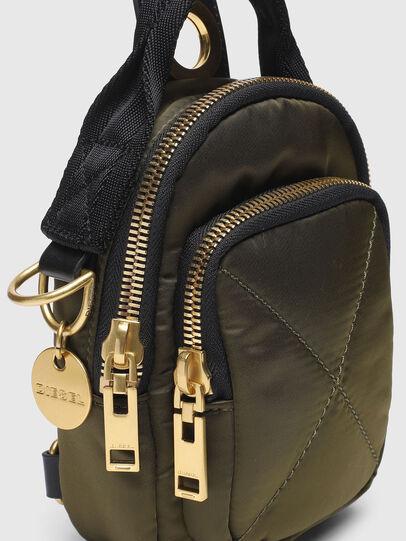 Diesel - LEDYBAG, Military Green - Crossbody Bags - Image 5