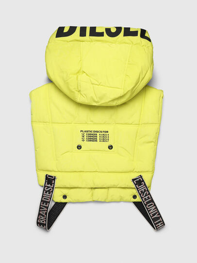 Diesel - C-WODY, Yellow Fluo - Caps - Image 2